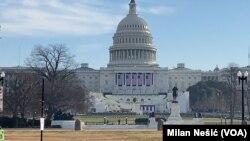 Vašington tokom rasprave o opozivu