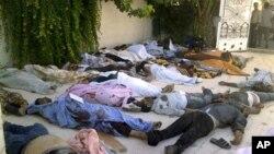Сирия, Дарайя, 26 августа 2012г.
