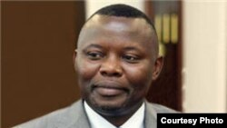 Vital Kamerhe, leader of DRC party Union pour la nation congolaise and former president of DRC National Assembly