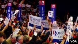 Đại hội Toàn quốc Đảng Cộng hòa. Trong số những người đến Tampa để dự đại hội có khoảng 15 ngàn thành viên ngành truyền thông và ký giả các cơ quan thông tấn nước ngoài chiếm một ần đáng kể