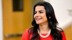 Nanette Barragán, legisladora por Califonia diáloga sobre inmigración
