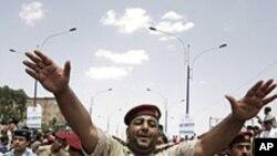 یمن: سرکاری فورسز اور حکومت مخالفین میں جھڑپیں