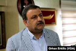 Alevi Kültür Dernekleri Federasyonu (AKDF) Gaziantep Şube Başkanı İsmet Kurt