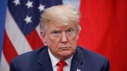 Dhageyso Wareysiga Madaxweyne Trump