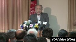بریالی ارسلایی، رئیس ستاد انتخاباتی عبدالله عبدالله