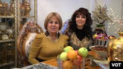 Muhabbat Shamayeva va Tamara Katayeva