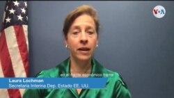 Laura Lochman, Secretaria Interina Dep. Estado EE. UU._1