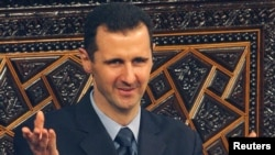 Shugaban Syria Bashar al-Assad