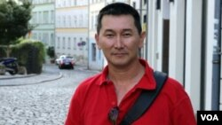 "Lukpan Ahmedyarov, ""Ural Haftaligi"" (Uralskaya Nedelya) gazetasi muxbiri, Qozog'iston."