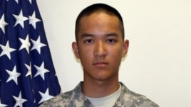 Pvt. Danny Chen,19, who was killed Monday, Oct. 3, 2011 in Kandahar, Afghanistan.  (AP Photo/U.S. Army, File)