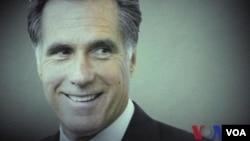 共和党总统候选人罗姆尼(视频截图)