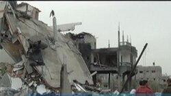以色列空袭打死2名激进分子