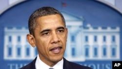 奧巴馬簽署聯邦研究基金法令。