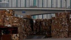 洋垃圾禁令后 中国开始控制本国垃圾