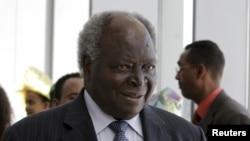 Presiden Mwai Kibaki memveto UU yang akan memberi anggota parlemen Kenya bonus 107 ribu dolar (foto: dok).