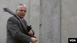 El ex juez Garzón trabaja como asesor Misión de Apoyo al Proceso de Paz de la OEA en Colombia desde 2011.