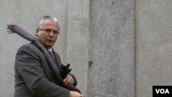 Baltasar Garzón ordenó en 1998 la detención del dictador chileno Augusto Pinochet.