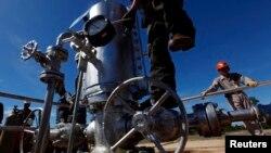 Kilang minyak Pertamina di Bunyu, Kalimantan Timur. (Foto: Dok)