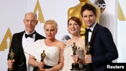 87th Academy Award Winners