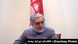 د افغانستان اجرائیه رئیس ډاکټر عبدالله عبدالله ن په کابل کې د ښځو د تشبث په اړه جوړ شوي نړیوال کنفرانس کې خبرې وکړلې