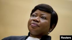 Umushikirizamanza amukuru wa sentare mpuzamakungu mpanavyaha, Fatou Bensouda