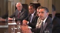 Fiscal Cliff Talks have Californians Nervous