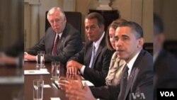 Fiscal Cliff talks