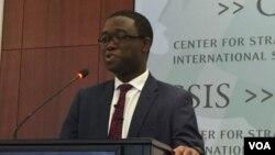 Wally Adeyemo, apontado como número dois do Departamento de Tesouro