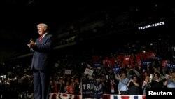 Republican ေခါင္းေဆာင္ပိုင္း စိမ္းကားမႈအေပၚ Trump တံု႔ျပန္