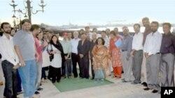 پاکستانی و بھارتی صحافیوں کا ویزا پابندیاں ختم کرنے کا مطالبہ
