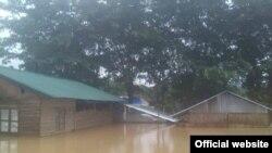 ကေလးခ႐ိုင္ ေရလႊမ္းမိုးမႈ အေျခအေန MOI Webportal Myanmar