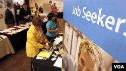 Hội chợ việc làm ở Green Tree, bang Pensyvania