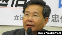 台灣台聯黨立委 許忠信