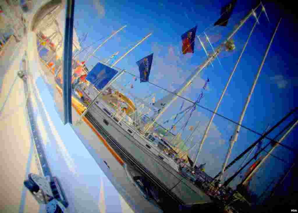 Яхты в Аннаполисе