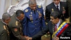 Los congresistas señalan que oficiales venezolanos, incluyendo miembros de la Corte Suprema y hasta de la policía han sido relacionados directamente con abusos a los derechos humanos.