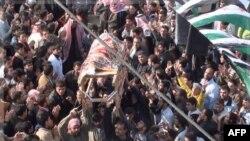Suriye'de 20 Kişi Daha Öldürüldü
