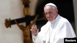 El papa Francisco quiere que el público pueda apreciar la belleza de los jardines de Castel Gandolfo.