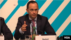 Ditmir Bushati, Albanian Foreign Minister