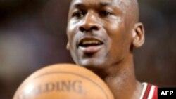 Michael Jordan tsoho dan wasan kwallon kwando ko Basket Ball