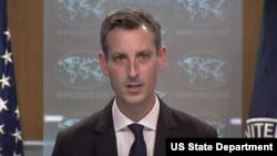 美国国务院发言人内德·普赖斯