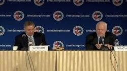Senadores optimistas sobre el futuro de la reforma