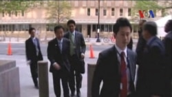Komitmen Tambahan Dana IMF - Laporan VOA 23 April 2012