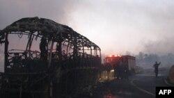 Пожар в Израиле унес жизни 40 человек