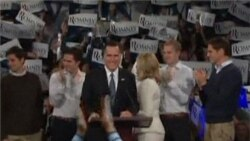 Romney Speaks After New Hampshire Win