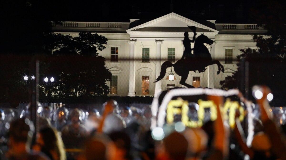 Ushtria amerikane  ende i  paqartë  burimi i urdhërit për shpërndarjen e protestuesve