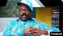 Miguel Neto, apresentador televisão e locutor de rádio de Angola