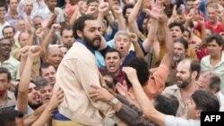 Кадр из фильма «Лула, сын Бразилии»