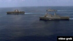 美国海军舰只