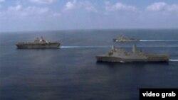美國海軍軍艦