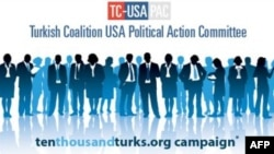 "Amerika'da ""10 Bin Türk"" Kampanyası"